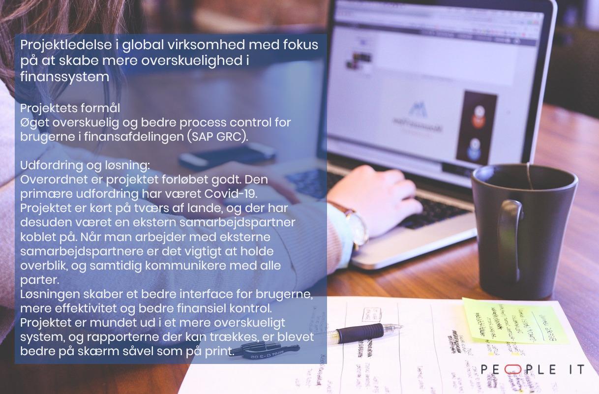 CVS. People-IT. Freelance IT-konsulent