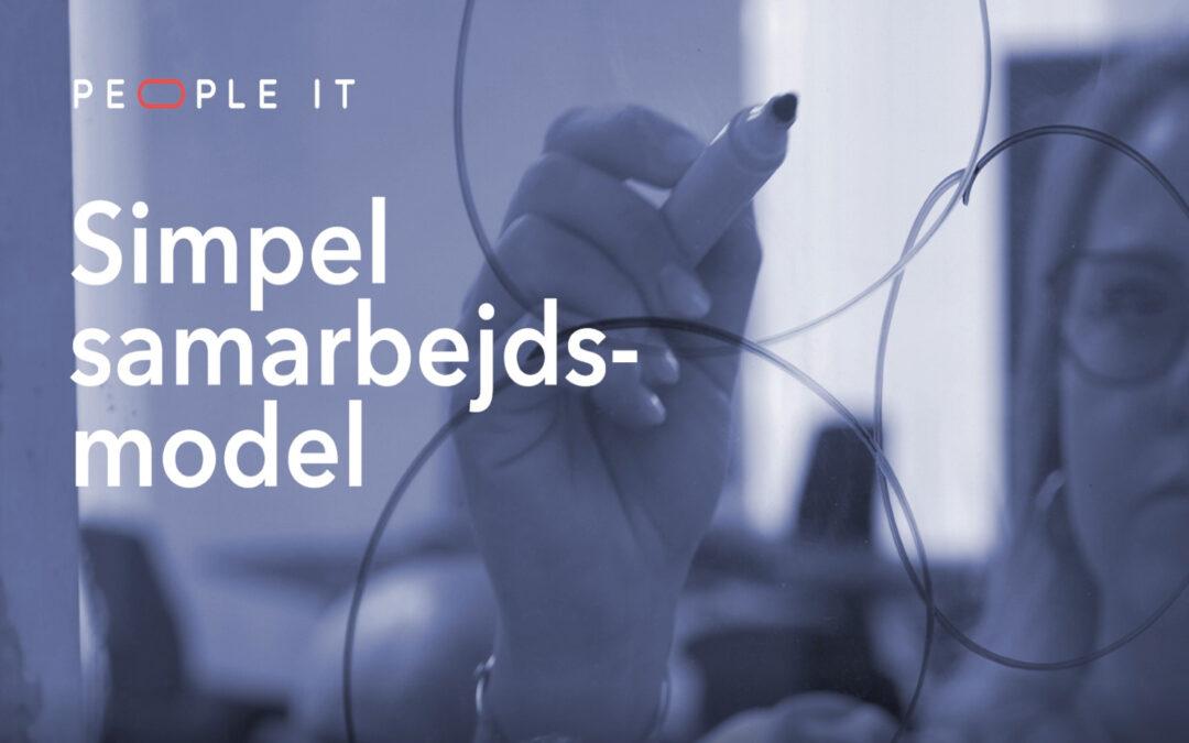 Video: Simpel samarbejdsmodel