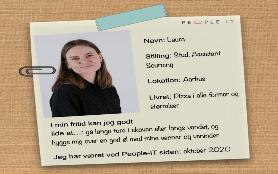 Mød en medarbejder – Laura