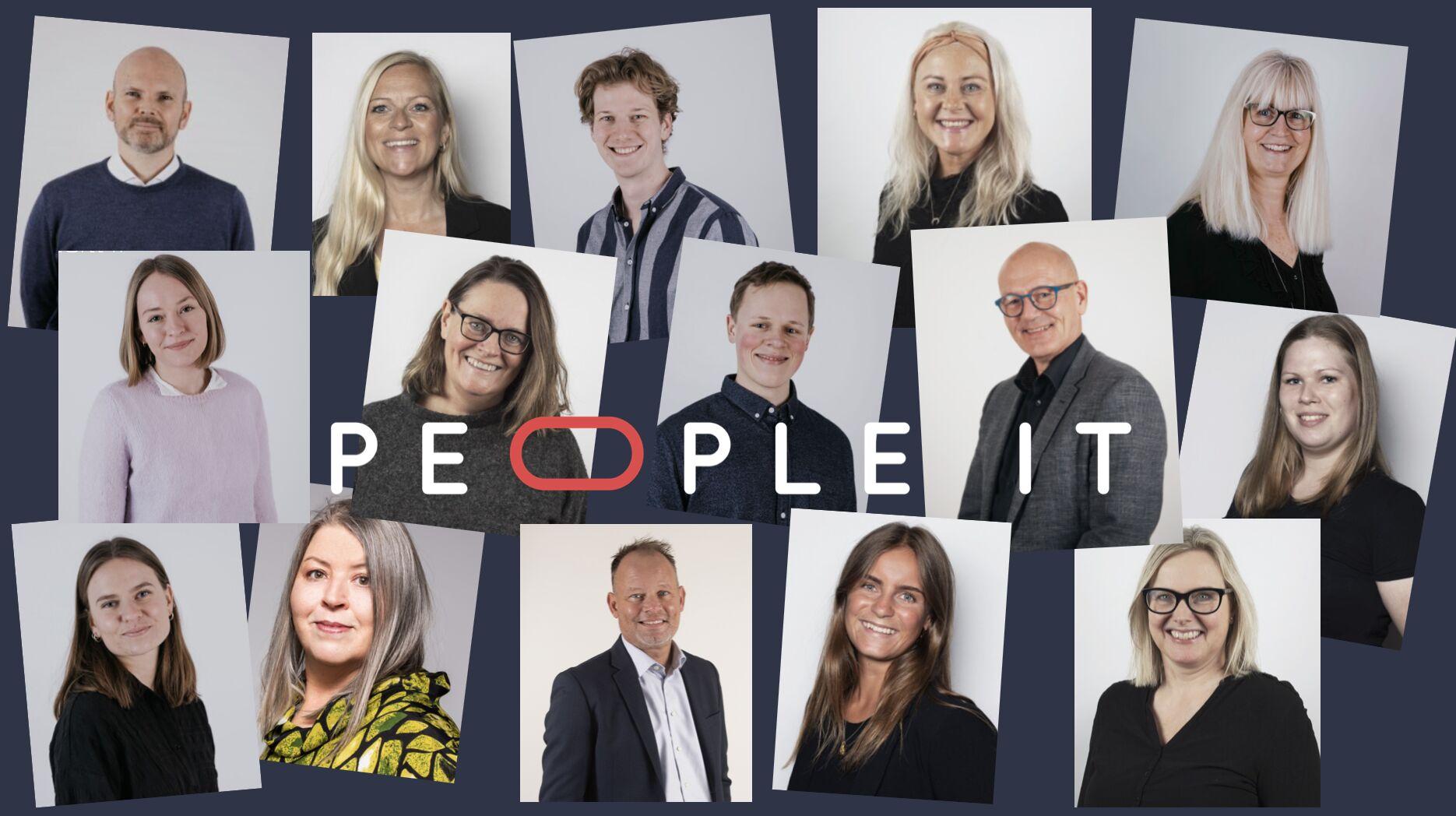PEOPLE-IT. People-IT. Freelance IT-konsulent
