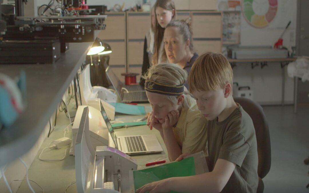 Mølleskolen: kompetencekompasset
