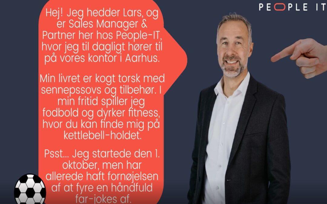 Mød en medarbejder – Lars